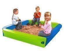 Hracie centrá - Set hracie centrum Fun Center Smoby so šmykľavkou dlhou 150 cm a farebné pieskovisko s plachtou od 24 mes_6