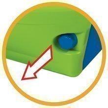 Hracie centrá - Set hracie centrum Fun Center Smoby so šmykľavkou dlhou 150 cm a farebné pieskovisko s plachtou od 24 mes_7