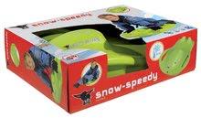 Boby - Boby Snow Speedy BIG s úchytkami robustné zelené od 6 rokov_4