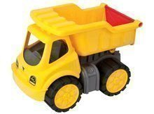 BIG 56836 Power pracovný stroj nákladné auto 33 cm - gumené kolesá +24 mesiacov
