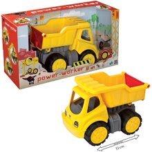Nákladné autá - Nákladné auto Power BIG dĺžka 33 cm žlté od 24 mes_14