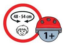 Detské prilby - Prilba Racing BIG veľkosť 48-54 červená od 12 mes_10