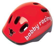 Detské prilby - Prilba Racing BIG veľkosť 48-54 červená od 12 mes_1