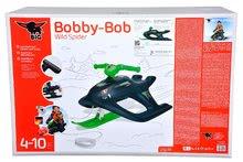 Szánkók - Szánkó Bobby Bob Wild Spidder BIG fém csúszótalppal és lengéscsillapítással fekete 4 évtől_10