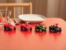 Autíčka - Autíčko Mini Bobby Classic BIG na naťahovanie dĺžka 8 cm červené od 12 mes_5