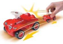 Odrážadlá sety - Set odrážadlo New Bobby BIG s klaksónom červené a autíčko New Mini Bobby na naťahovanie_6