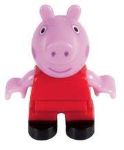 Stavebnice BIG-Bloxx ako lego - Stavebnica Peppa Pig na nástupišti PlayBIG Bloxx BIG s 1 figúrkou 15 dielov od 1,5-5 rokov_1