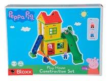 Stavebnice BIG-Bloxx ako lego - Stavebnica Peppa Pig na ihrisku PlayBIG Bloxx BIG s 2 figúrkami 75 dielov od 1,5-5 rokov_8