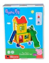 Stavebnice BIG-Bloxx ako lego - Stavebnica Peppa Pig na ihrisku PlayBIG Bloxx BIG s 2 figúrkami 75 dielov od 1,5-5 rokov_9