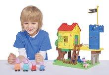 Stavebnice BIG-Bloxx ako lego - Stavebnica Peppa Pig v domčeku na strome PlayBIG Bloxx BIG so 4 figúrkami 94 dielov od 1,5-5 rokov_4
