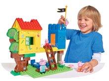 Stavebnice BIG-Bloxx ako lego - Stavebnica Peppa Pig v domčeku na strome PlayBIG Bloxx BIG so 4 figúrkami 94 dielov od 1,5-5 rokov_5