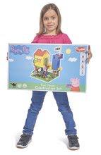Stavebnice BIG-Bloxx ako lego - Stavebnica Peppa Pig v domčeku na strome PlayBIG Bloxx BIG so 4 figúrkami 94 dielov od 1,5-5 rokov_6