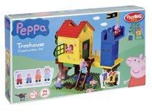 Stavebnice BIG-Bloxx ako lego - Stavebnica Peppa Pig v domčeku na strome PlayBIG Bloxx BIG so 4 figúrkami 94 dielov od 1,5-5 rokov_7
