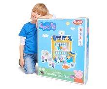 Stavebnice BIG-Bloxx ako lego - Stavebnica Peppa Pig v nemocnici PlayBIG Bloxx BIG so 4 figúrkami 112 dielov od 1,5-5 rokov_3
