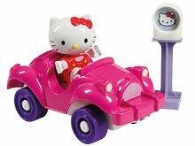 Stavebnice BIG-Bloxx ako lego - Stavebnica PlayBIG Bloxx BIG Hello Kitty - na dostihoch v autíčku a v spálni od 18 mes_2