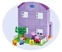 Slagalice BIG-Bloxx kao lego - Slagalica Peppa Pig Grandparents House PlayBIG BLOXX kuća bake i djeda s 3 figurice od 18 mjes_1