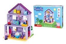 Slagalice BIG-Bloxx kao lego - Slagalica Peppa Pig Grandparents House PlayBIG BLOXX kuća bake i djeda s 3 figurice od 18 mjes_3