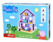 Slagalice BIG-Bloxx kao lego - Slagalica Peppa Pig Grandparents House PlayBIG BLOXX kuća bake i djeda s 3 figurice od 18 mjes_4