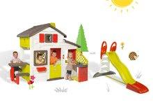 Domčeky so šmykľavkou - Set domček Priateľov Smoby s kuchynkou a zvončekom a šmykľavka Toboggan XL s dĺžkou 2,3 m_22