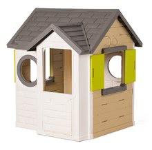Šmykľavky s domčekom - Set šmykľavka Toboggan XL Smoby s vodou dĺžka 230 cm a domček My House s 2 dvierkami_12