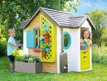 Căsuțe de grădină pentru copii  - 810405 b smoby domcek