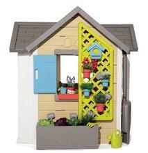 Căsuțe de grădină pentru copii  - 810405 c smoby domcek