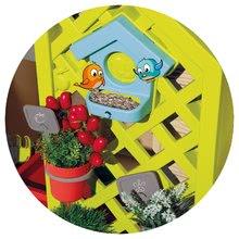 Căsuțe de grădină pentru copii  - 810405 f smoby domcek