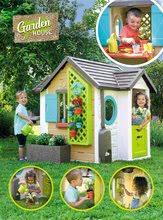 Căsuțe de grădină pentru copii  - 810405 g smoby domcek
