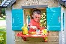 Căsuțe de grădină pentru copii  - 810405 i smoby domcek