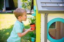 Căsuțe de grădină pentru copii  - 810405 k smoby domcek