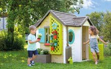Căsuțe de grădină pentru copii  - 810405 l smoby domcek
