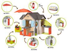 Căsuțe de grădină pentru copii  - 810405 o smoby domcek