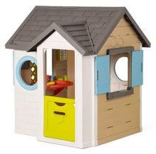 Căsuțe de grădină pentru copii  - 810405 q smoby domcek