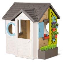 Căsuțe de grădină pentru copii  - 810405 s smoby domcek