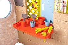 Căsuțe de grădină pentru copii  - 810405 u smoby domcek