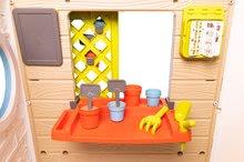 Căsuțe de grădină pentru copii  - 810405 v smoby domcek