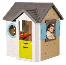 Căsuțe de grădină pentru copii  - 810405 y smoby domcek