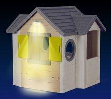 Šmykľavky s domčekom - Set šmykľavka Toboggan XL Smoby s vodou dĺžka 230 cm a domček My House s 2 dvierkami_22