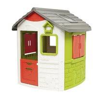 Domčeky so šmykľavkou - Set domček Neo Jura Lodge Smoby s dvoma dverami a šmykľavka Toboggan Funny vlnkovitá s dĺžkou 2 m od 24 mes_9