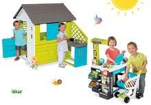 Domečky sety - 810703 21 2 smoby set
