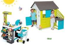 Domečky sety - 810703 21 smoby set