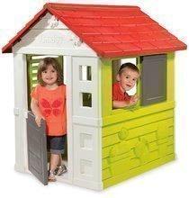 Domček pre deti Nature Smoby so zasúvacou okenicou od 2 rokov