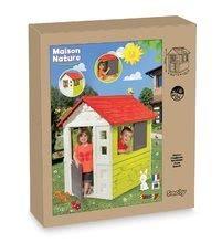Domčeky so šmykľavkou - Set domček Nature Smoby a šmykľavka Funny Toboggan s dĺžkou 2 m od 24 mes_8