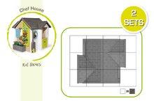 Căsuțe de grădină pentru copii  - 810907 30 810405 smoby guide