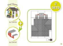 Căsuțe de grădină pentru copii  - 810907 31 810405 810902 smoby guide