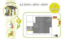 Căsuțe de grădină pentru copii  - 810907 36 810405 810901 810904 smoby guide