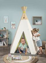 Domečky pro děti - 811000 c smoby teepee