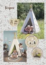 Domečky pro děti - 811000 l smoby teepee