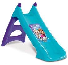 Dětská skluzavka Frozen Smoby Toboggan XS s vodou a UV filtrem délka 90 cm od 24 měsíců