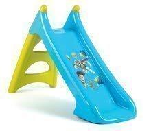 Domčeky so šmykľavkou - Set domček Pretty Blue Smoby s letnou kuchynkou a šmykľavka Toy Story Toboggan XS s vozíkom od 24 mes_4